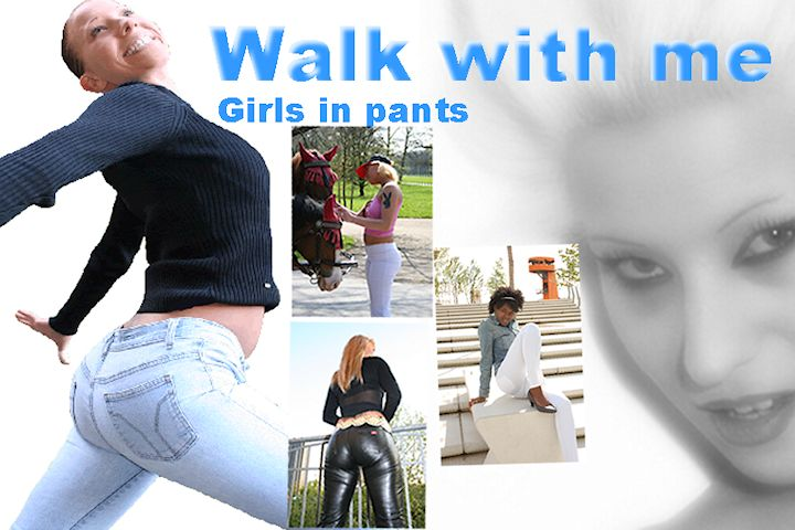 Girls In Pants