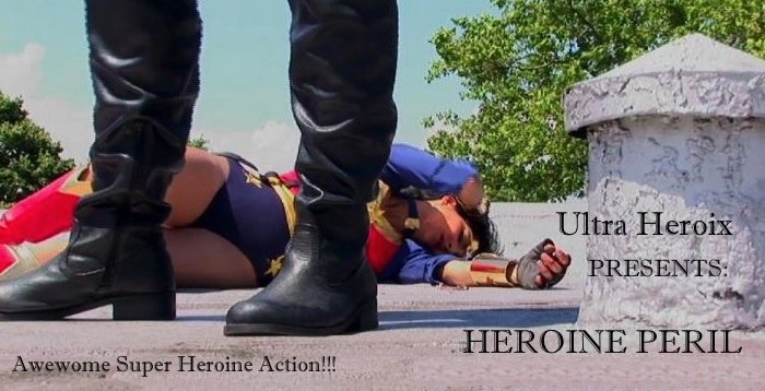 UHX Heroine Peril Action Videos to Download