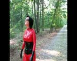 SuperwomanandawalkinLaTeX